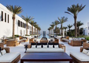 the chedi muscat - golf *****