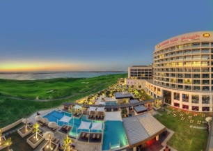 crowne plaza yas island - golf ****