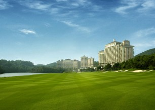 mission hills golf resort dongguan - golf *****