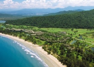nexus resort & spa karambunai - golf *****