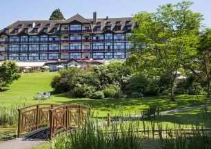 evian resort - ermitage hotel - golf ****