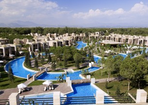 gloria serenity resort - golf *****