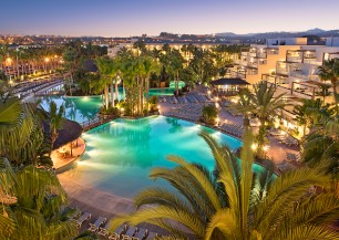 maspalomas tabaiba princess - golf ****