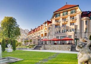 thermia palace health spa hotel - golf *****